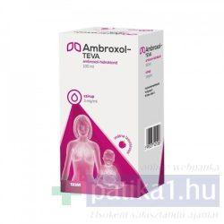 Ambroxol-TEVA 3 mg/ml szirup 100 ml