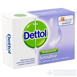 Dettol antibakteriális kemény szappan sensitive 100 g