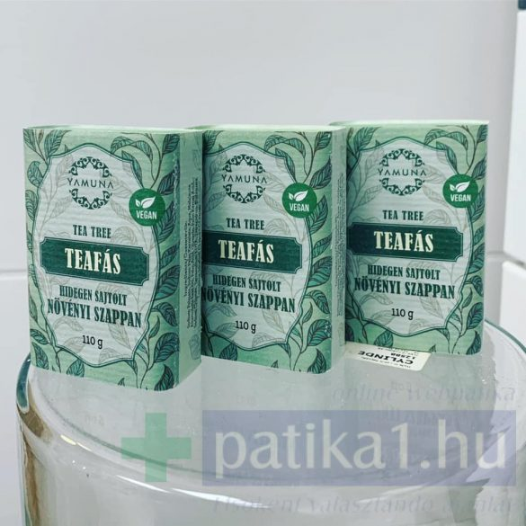 Yamuna teafaolajos szappan