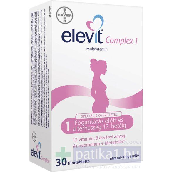 Elevit Complex 1 filmtabletta 30 db