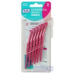 TePe fogkefe interdentális 6 db 0,4 mm rózsaszín