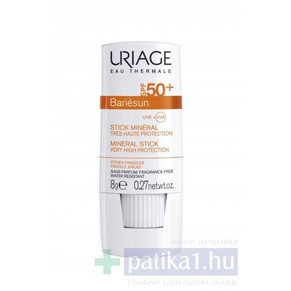 Uriage BARIÉSUN Mineral stift SPF50+8 g
