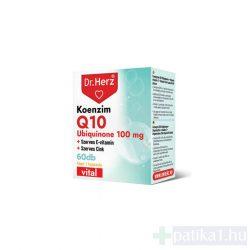 Dr. Herz koenzim Q10 100 mg kapszula 60x