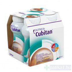 Cubitan csokoládé ízű 4x 200 ml