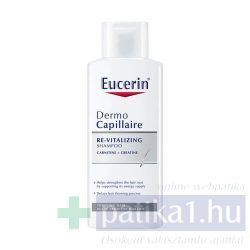 Eucerin DermoCapillaire hajhullás elleni sampon 250 ml