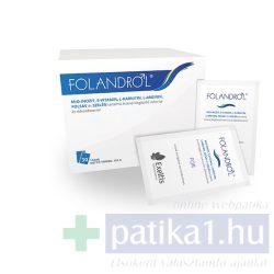 Folandrol Folsav szelén étrendkiegészítő por 60x