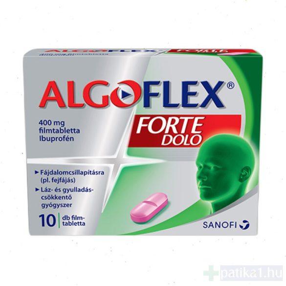 Algoflex Forte Dolo 400 mg filmtabletta 10 db