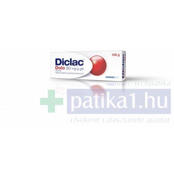 Diclac Dolo 50 mg/g gél 100 g