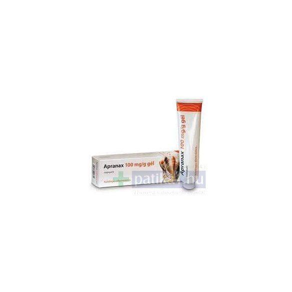 Apranax Dolo 100 mg/g gél 150 g