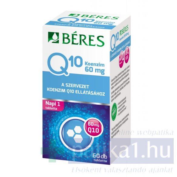 Béres Egészségtár Q10 koenzim filmtabletta 60 db