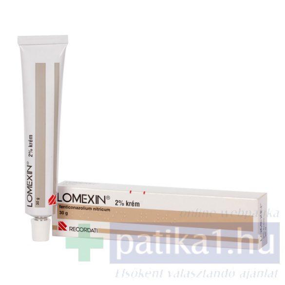 Lomexin krém 2% 30g