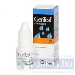 GenTeal szemcsepp 10 ml