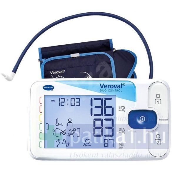 Veroval Duo Control M automata vérnyomásmérő felkaros normál