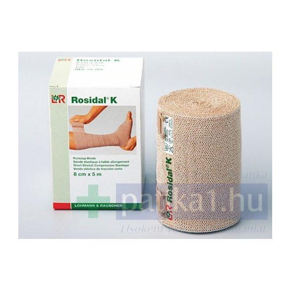 Rosidal K kompressziós pólya 5m x 8 cm
