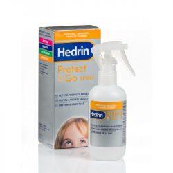 Hedrin Protect & Go fejtetű elleni megelőző spray 120 ml
