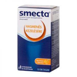 Smecta 3 g por szuszpenzióhoz 10 db