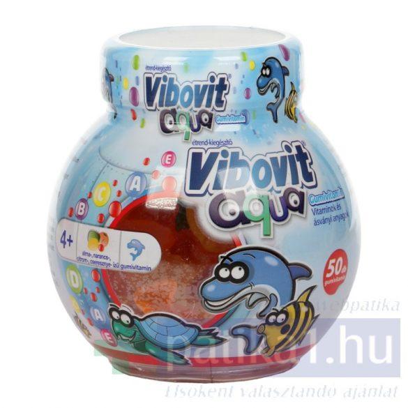 Vibovit by Eurovit Aqua gumivitamin 50 db