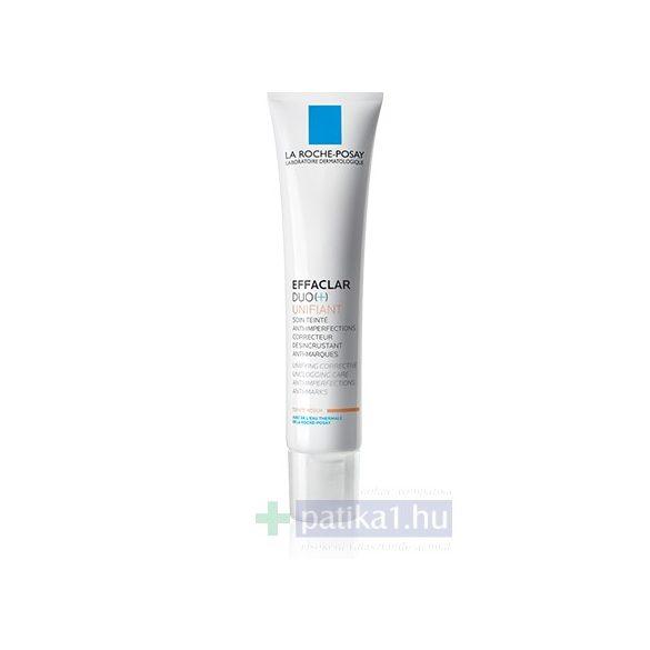 La Roche-Posay Effaclar Duo Plus arckrém Unifiant színezett light 40 ml