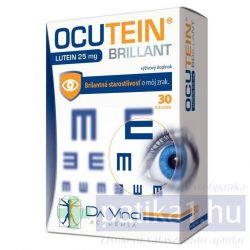Ocutein Brillant Lutein 22 mg kapszula 30 db