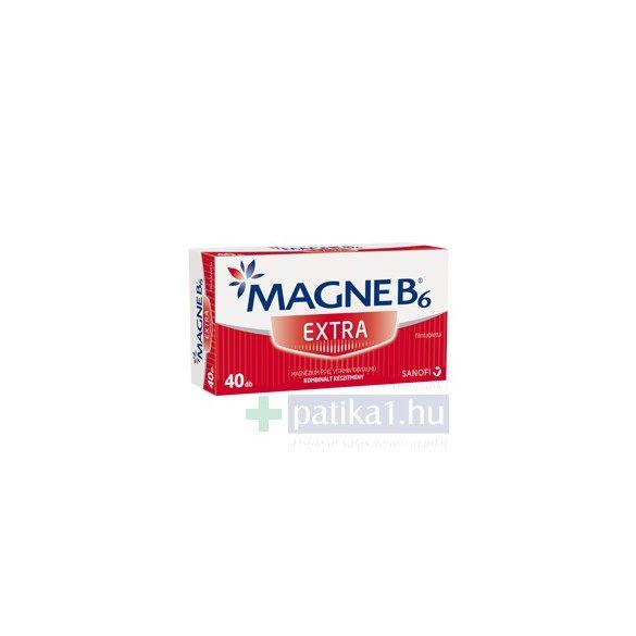 Magne B6 Extra filmtabletta 40 db