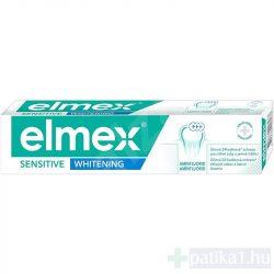 Elmex fogkrém Sensitive White 75 ml