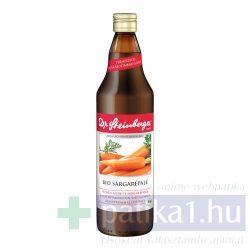 Dr. Steinberger Sárgarépalé BIO 750 ml
