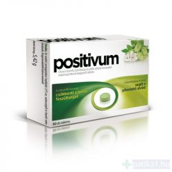 Positivum tabletta 30 db
