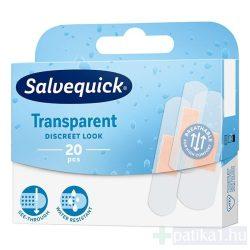 Salvequick sebtapasz átlátszó 20x