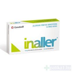 Inaller 5 mg filmtabletta - 2021.07.30.