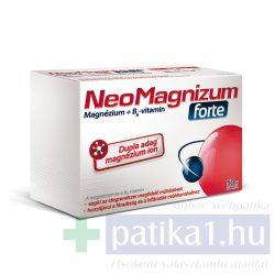 Neomagnizum forte magnézium tabletta 50 db