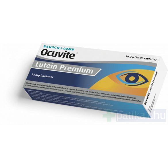 Ocuvite Lutein Premium tabletta 30 db