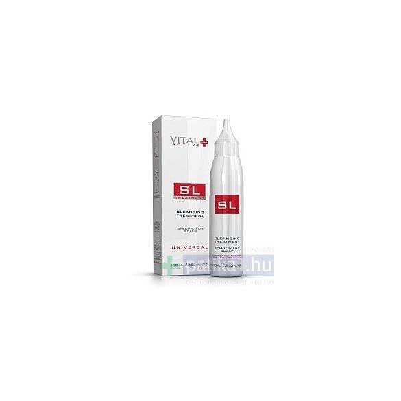 Vital Plus Active fejbőrtisztító SL 100 ml