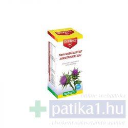 Dr. Herz 100% hidegen sajtolt máriatövis magolaj 50 ml