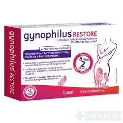 Gynophilus Restore hüvelytabletta 2x