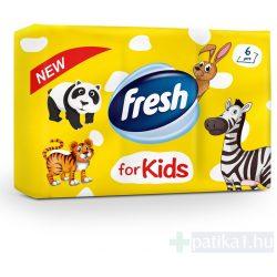 Fresh illatos papírzsebkendő 6x 10 db for Kids