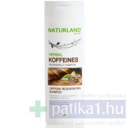 Naturland Herbál Koffeines sampon 200 ml