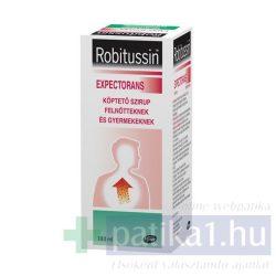 Robitussin Expectorans szirup 100 ml