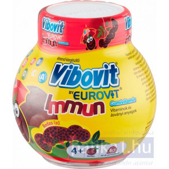 Vibovit by Eurovit Immun gumivitamin 50 db