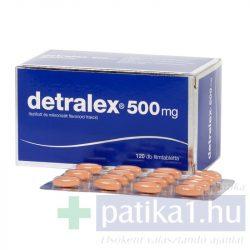 Detralex 500 mg filmtabletta 120 db