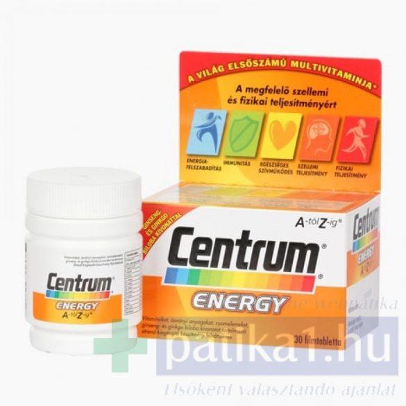 Centrum Energy A-tól Z-ig tabletta 30 db