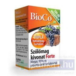 BioCo Szőlőmag forte tabletta megapack 100 db