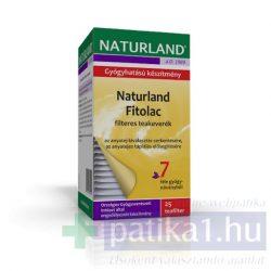 Naturland Fitolac teakeverék filteres 25x 1,5 g