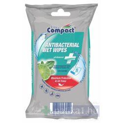 Ultra Compact Antibakteriális nedves törlőkendő 15 db