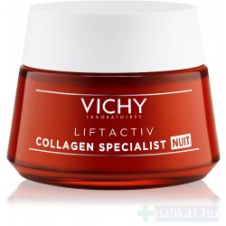 Vichy Liftactiv Collagen Specialist éjszakai krém 50 ml