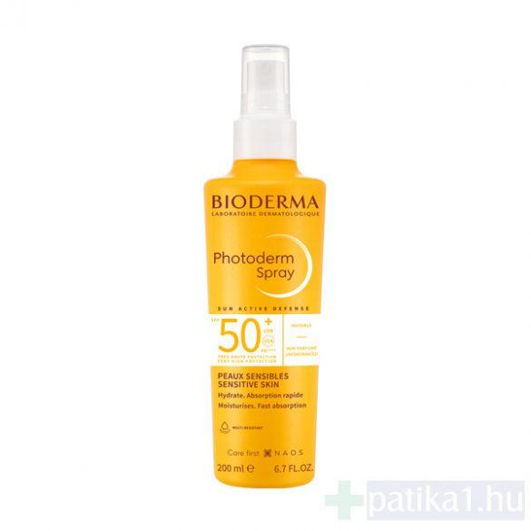 Bioderma Photoderm Max Spray SPF50+ 200 ml