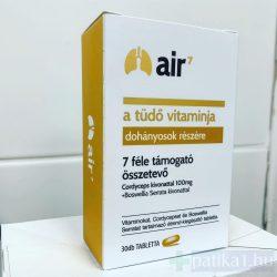 Air7 Tüdővitamin Dohányosok részére 30 db