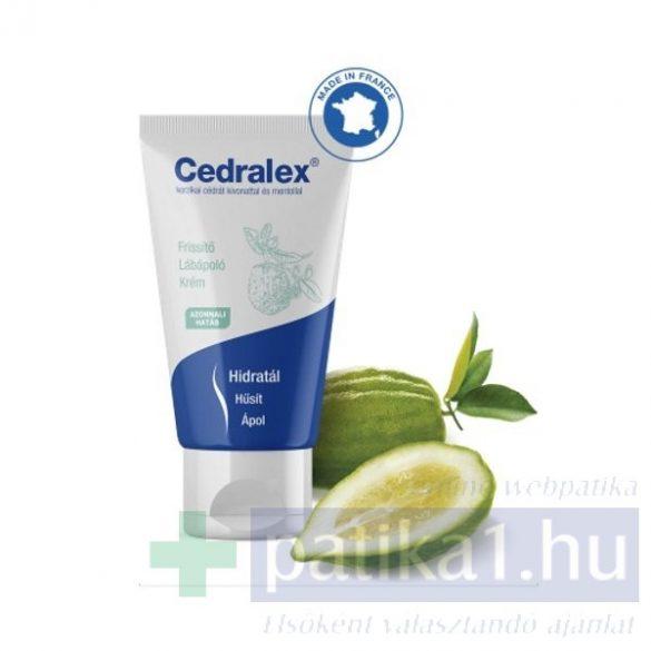Cedralex lábápoló krém frissítő 150 ml